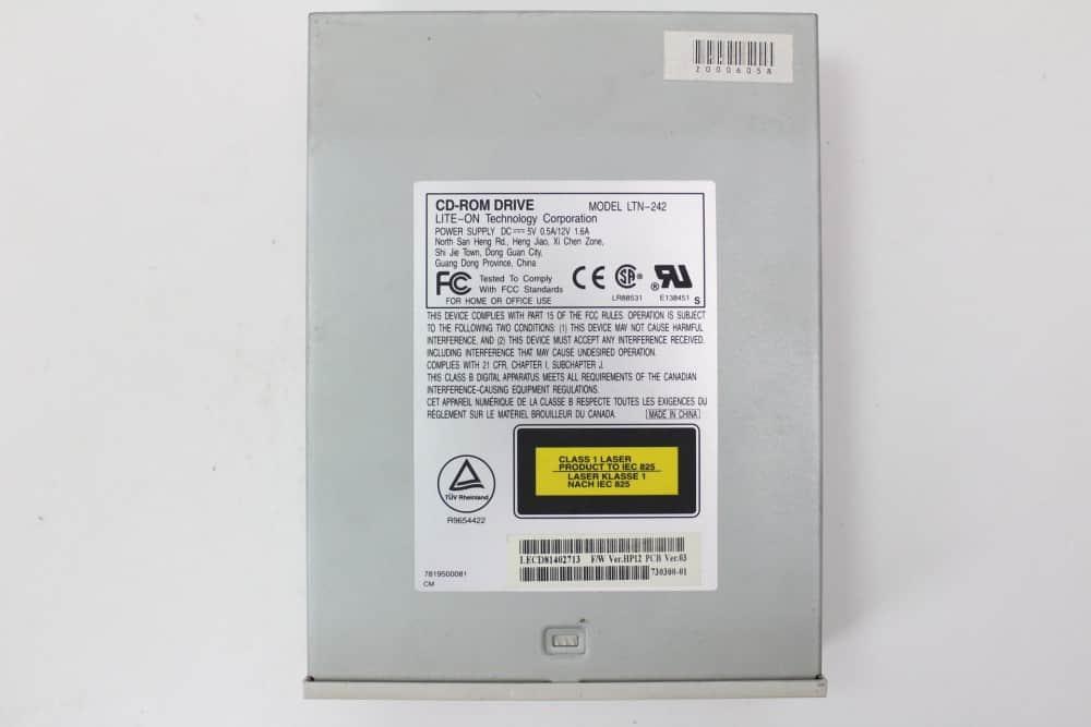 Zenith Data System Z-Station EL - CD-ROM Liteon