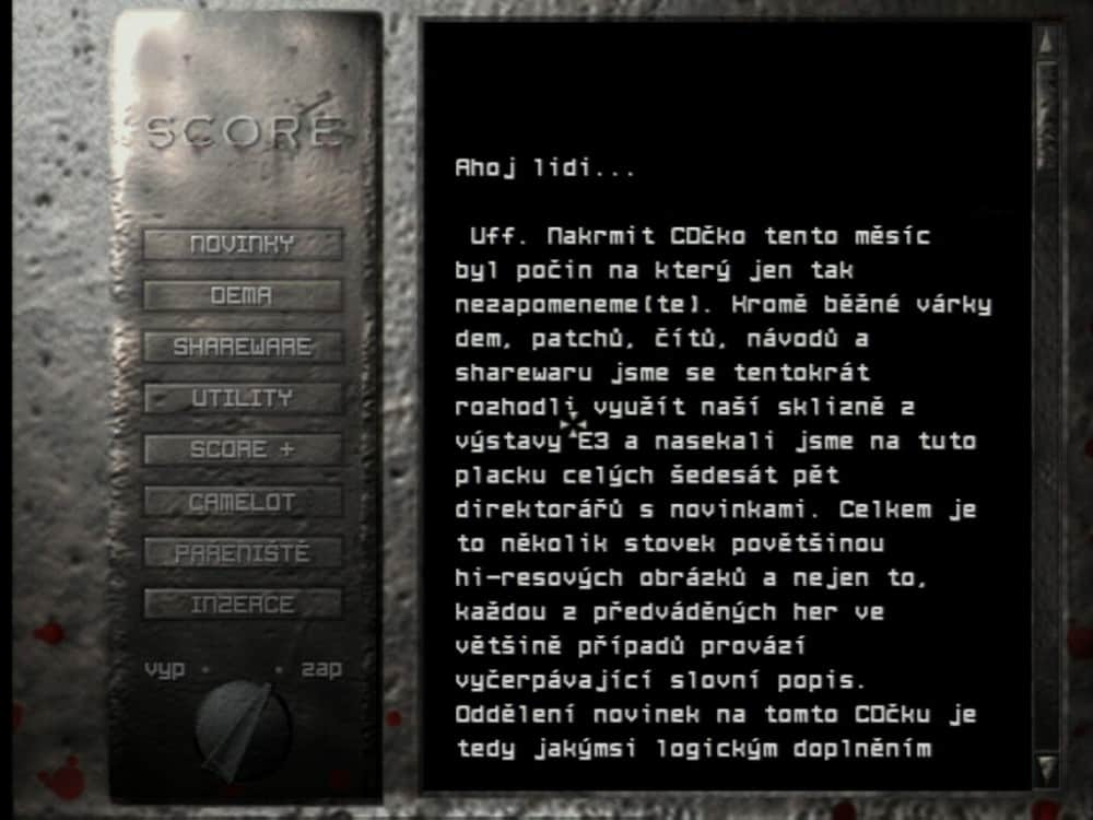 Zenith Data System Z-Station EL - SCORE CD 44