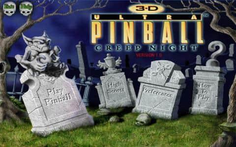 3D Ultra Pinball 2