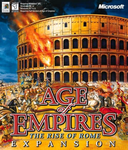 Age of Empires - The Rise Of Rome