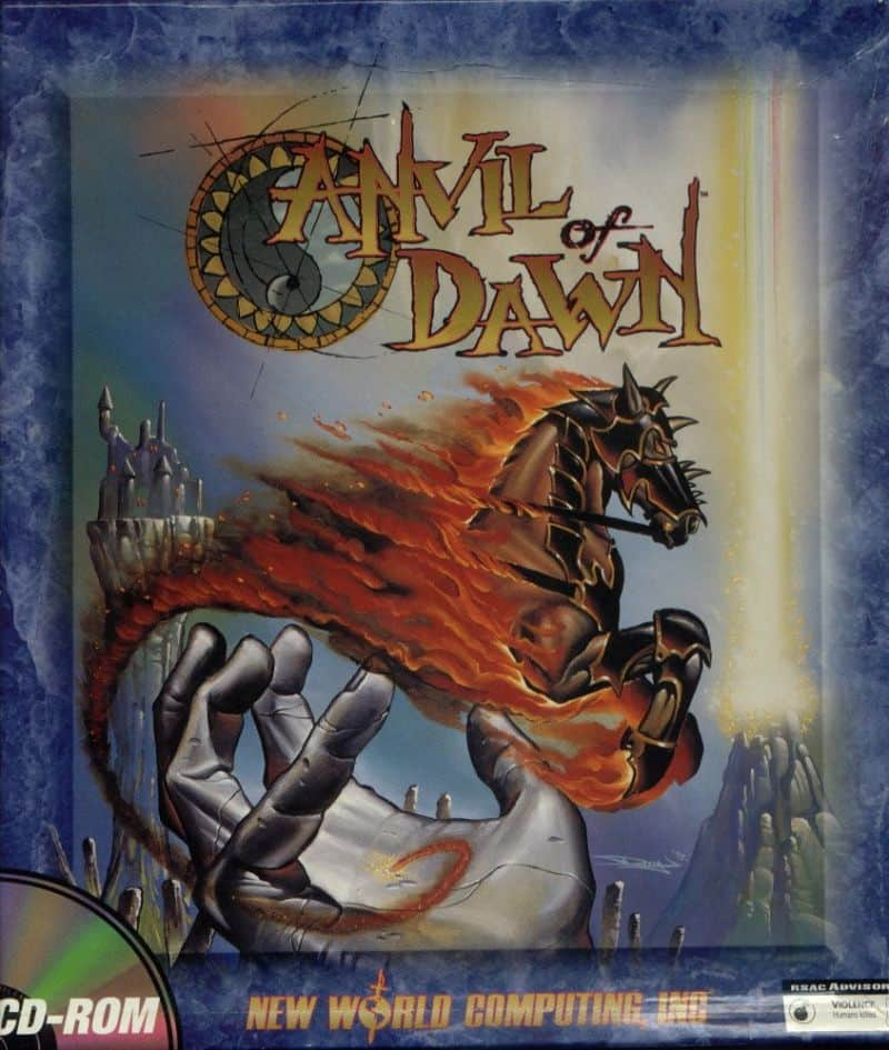Anvil of Dawn, The