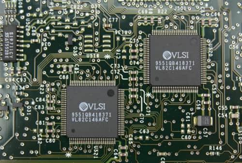 Chipset VLSI