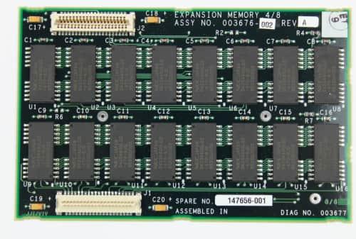 Atypická přídavná paměť RAM 8MB