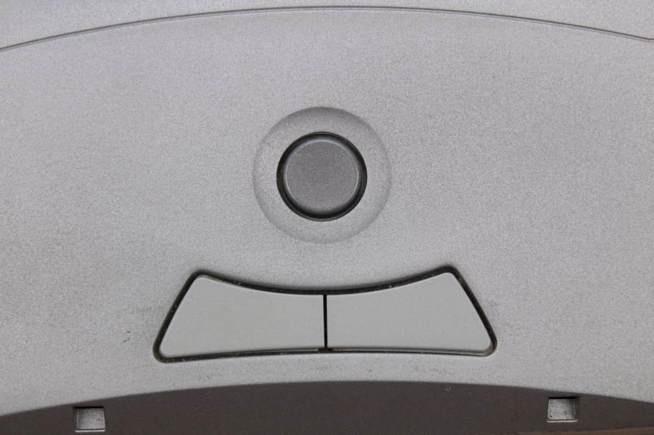 Joystick simuluje klasickou myš