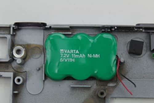 Baterie BIOS