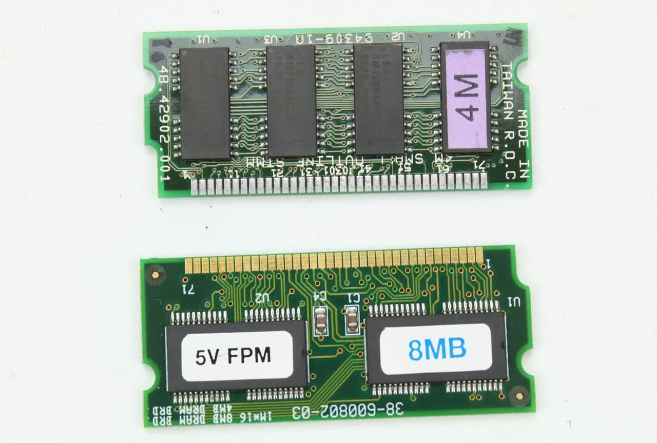 Paměti RAM