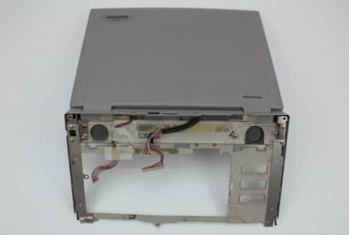 LCD + vrchní kryt zezadu