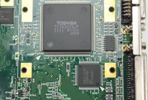 Čip PCMCIA