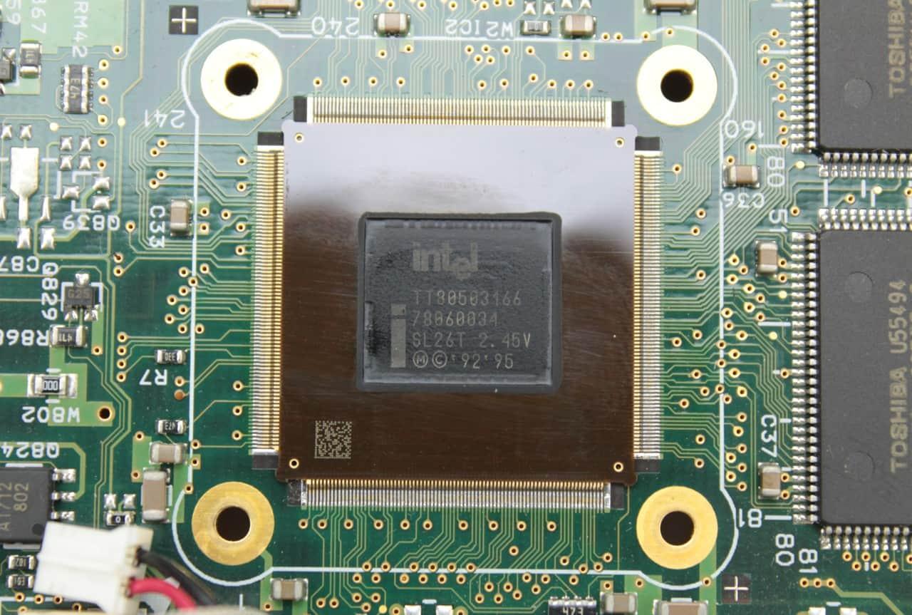 Procesor Intel Mobile Pentium