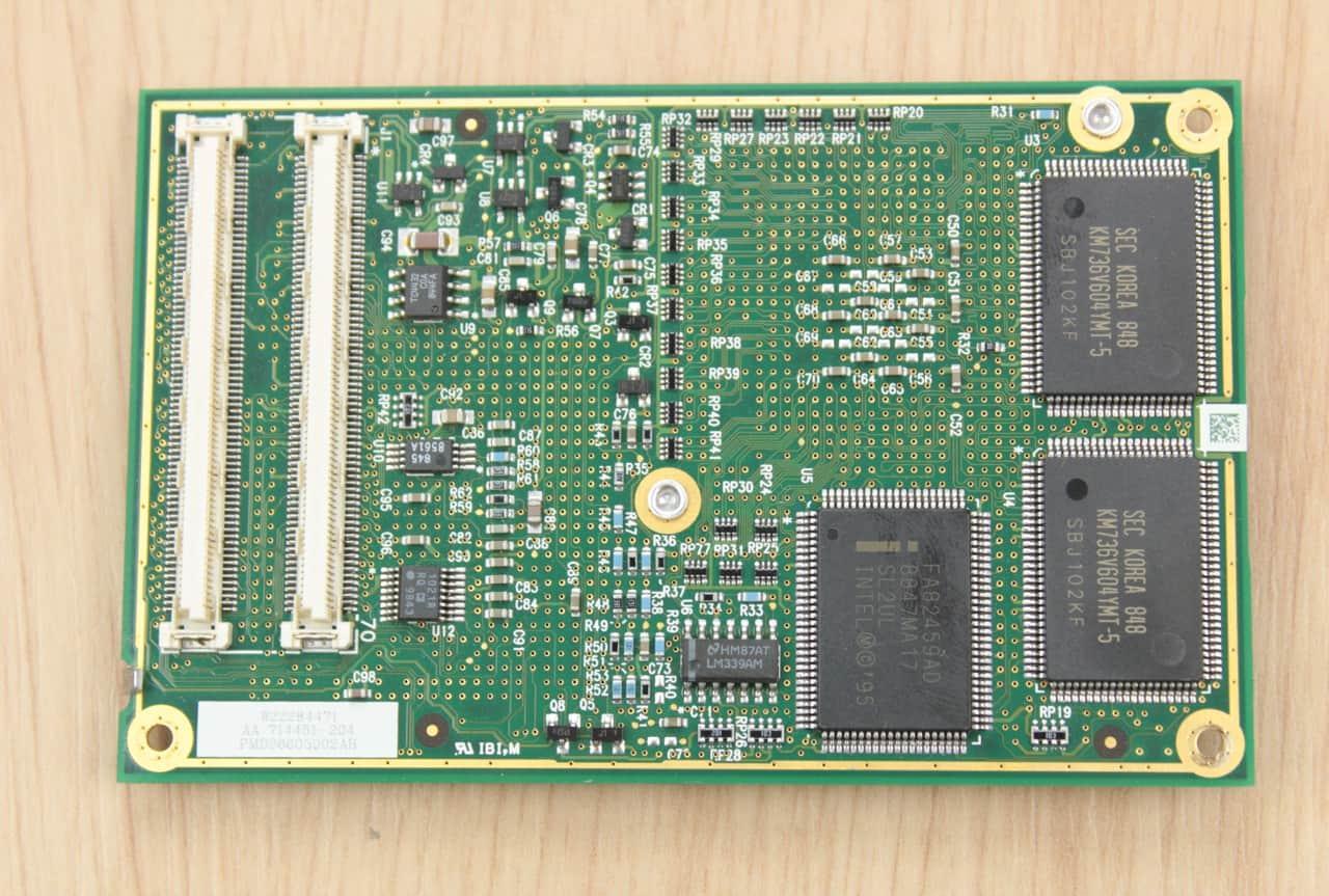 Procesor MMC1 Intel Mobile Pentium 2 na 266MHz