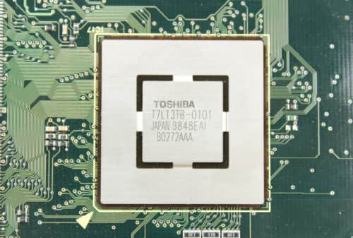 Toshiba čip