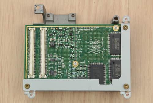 Procesor jen vytažený s notebooku
