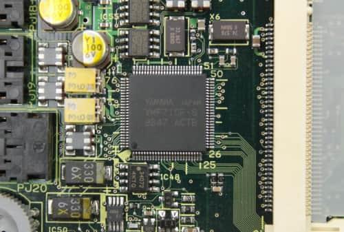 Zvukový čip