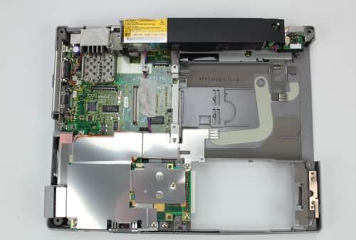 Sundán vrchní kryt s LCD