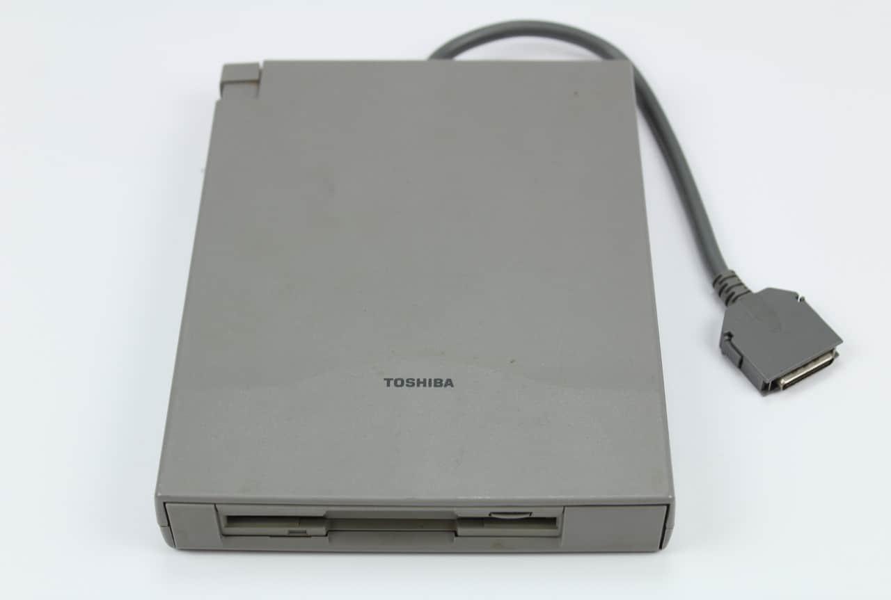 Externí box - jak na FDD, tak i na CD-ROM