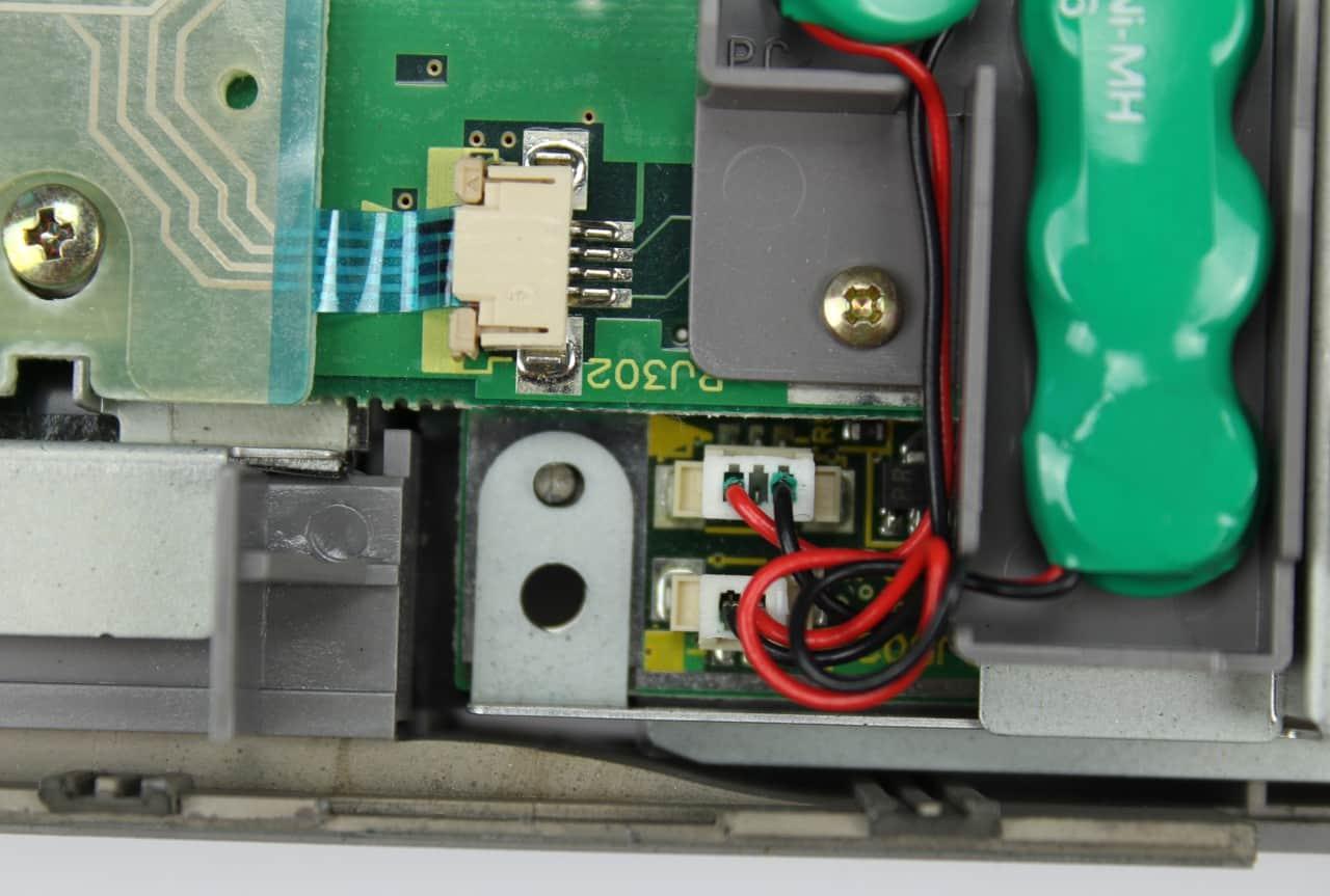 Oxidace BIOS baterie