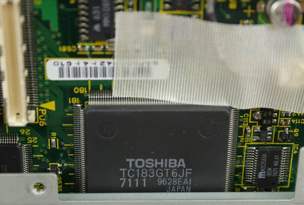 Čip Toshiba