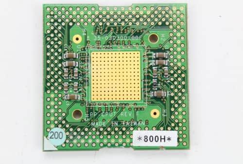 Intel Mobile Pentium MMX 200MHz