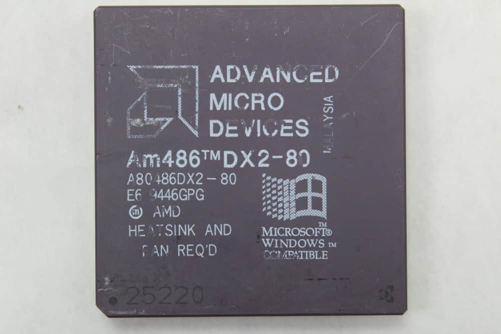 AMD 486DX2 80MHz