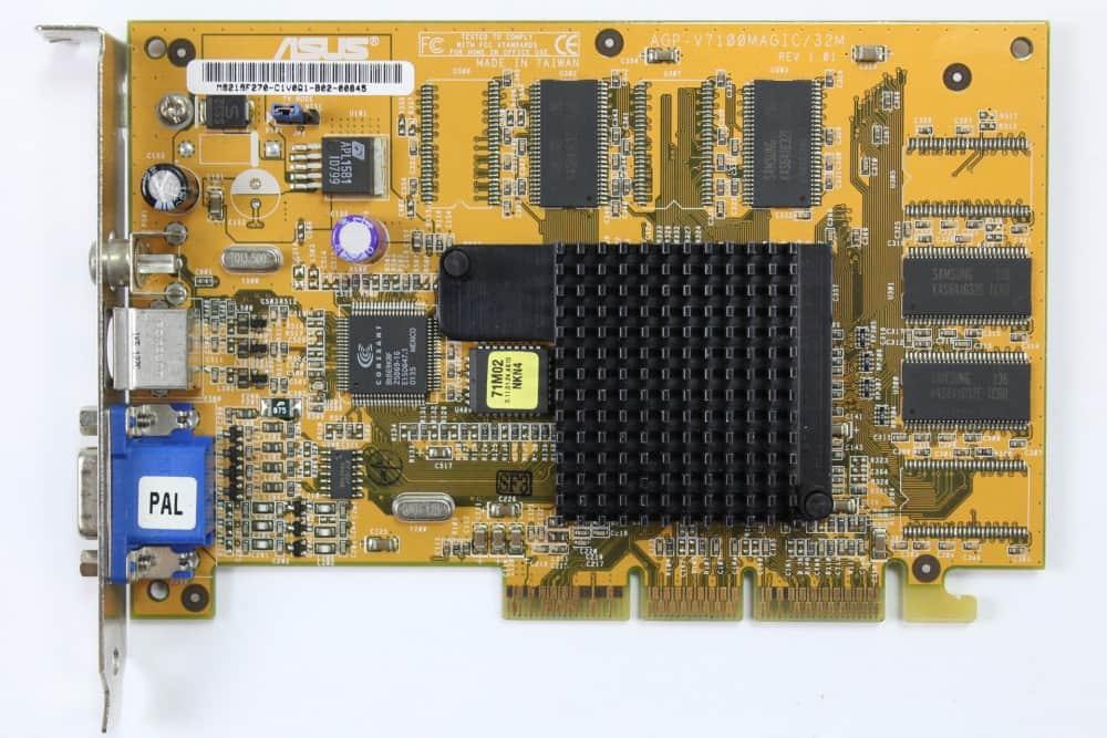 Asus V7100 Magic