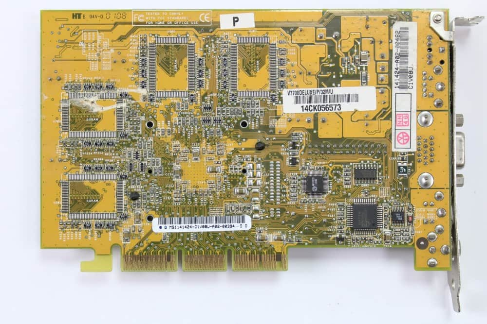 Asus V7700 Deluxe