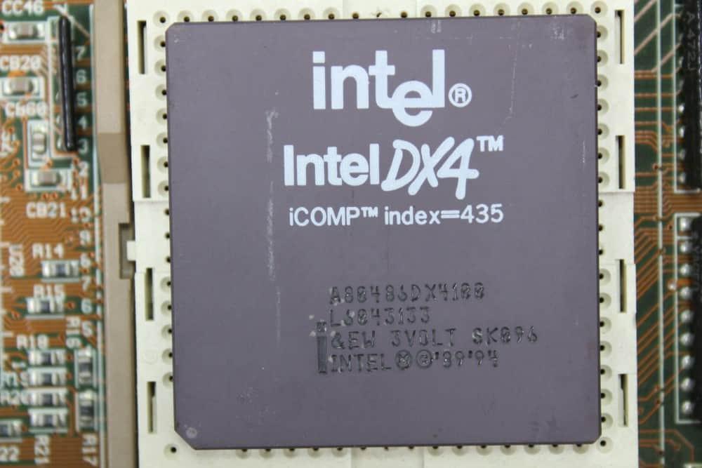 AT&T Globalyst 510 - Procesor