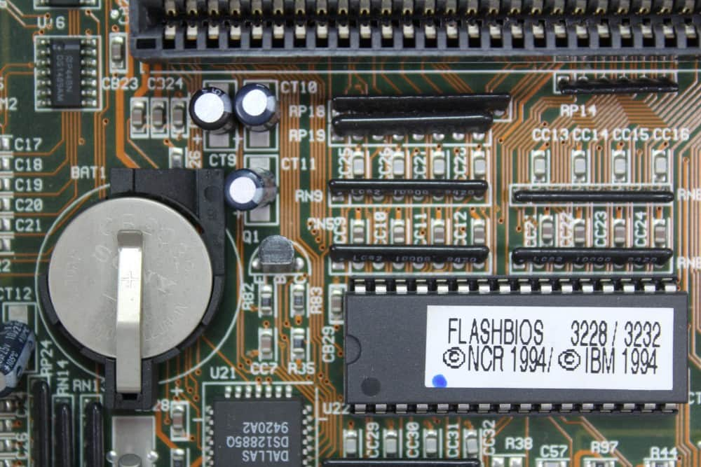 AT&T Globalyst 510 - BIOS + baterie pro něj