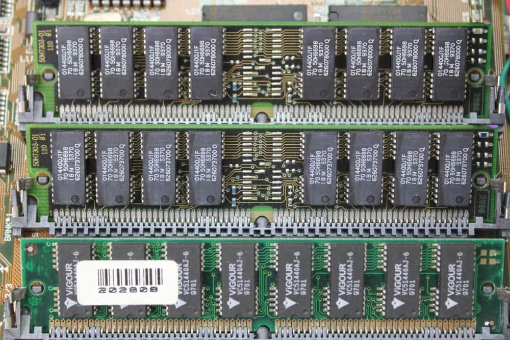 AT&T Globalyst 510 - RAM
