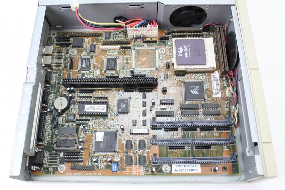 AT&T Globalyst 510 - Základní deska