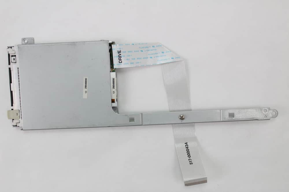 AT&T Globalyst 510 - Disketová mechanika