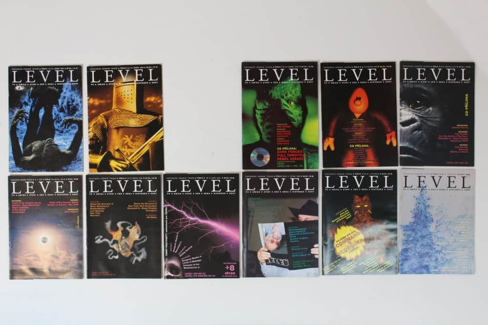 Level 1995
