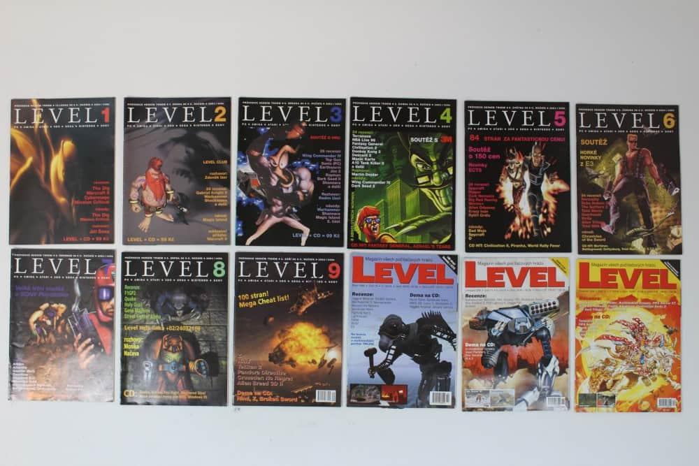 Level 1996