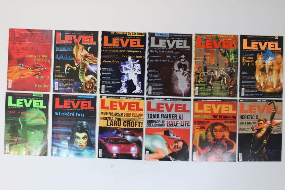 Level 1998