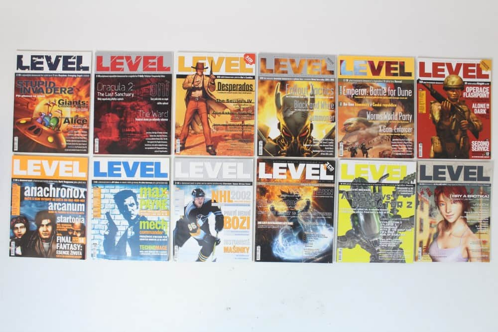 Level-2001