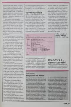 CHIP číslo 5 1991 - Strana 2