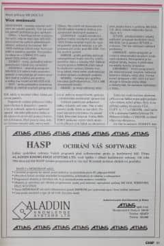 CHIP číslo 5 1991 - Strana 4
