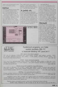 CHIP číslo 5 1991 - Strana 6