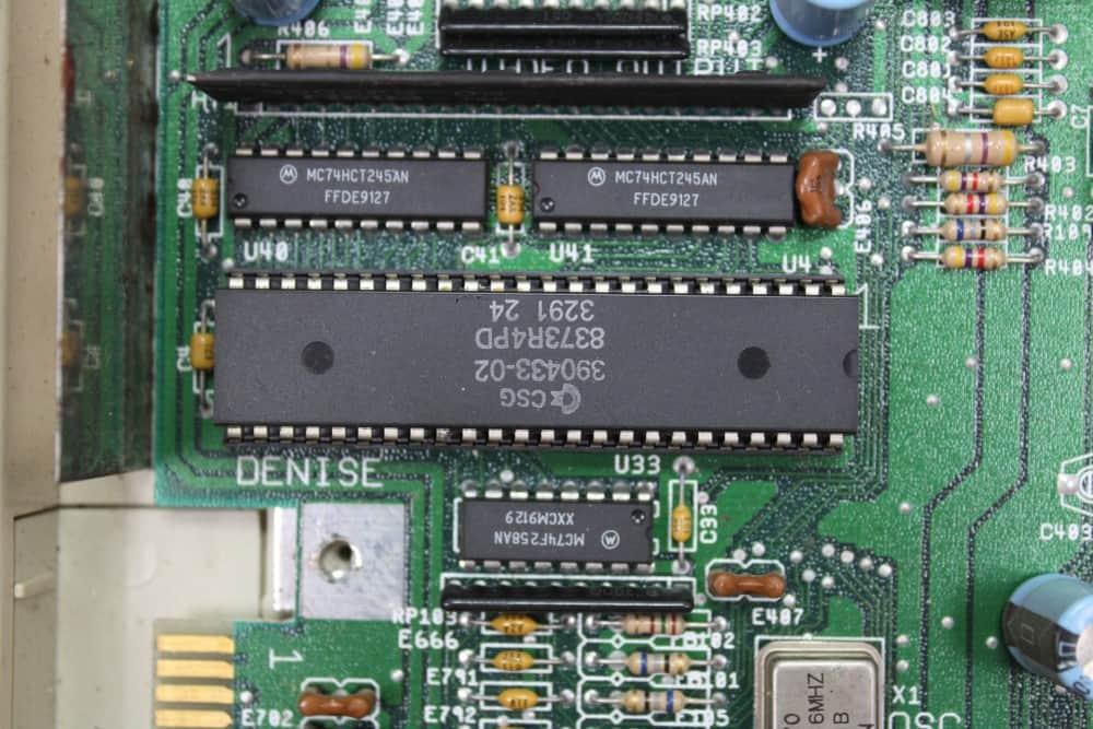 Commodore Amiga 500 Plus