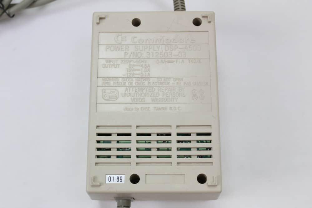 Commodore Amiga 600 - zdroj