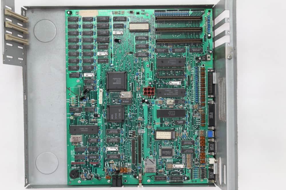 Commodore-PC-10-III - základní deska