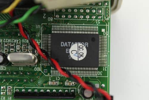 Ovládací čip DATASTOR
