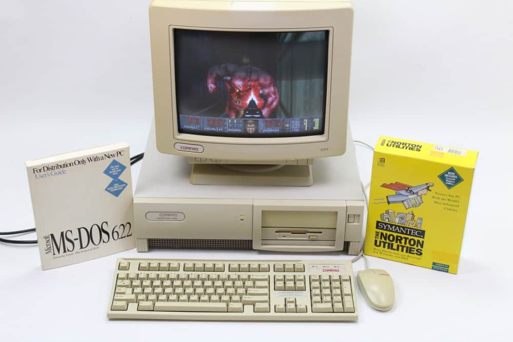 Compaq Deskpro 466