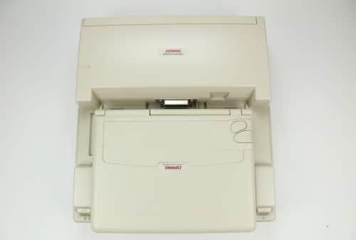 Dokovací stanice v ní notebook Compaq LTE Elite 4-75CXL