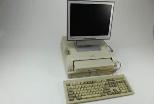 Sestavené jako klasický stolní počítač