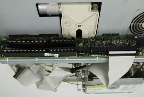 ISA sloty, IDE a FDD konektory