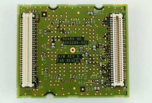 Procesor Intel 486DX4 na 75MHz ze spodu