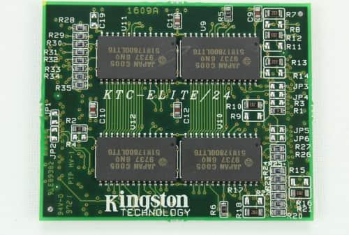 Nestandardní paměť RAM o velikosti 24MB