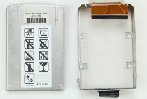 Šuplík na HDD
