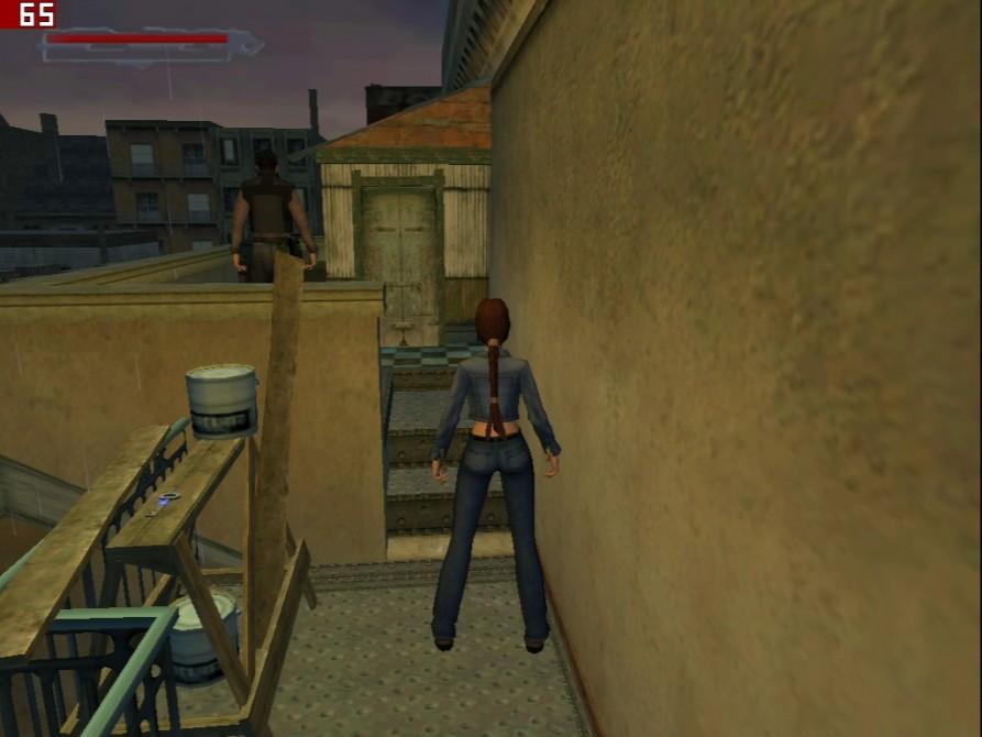 Tomb Raider – The Angel of Darkness - nVidia GeForce2 Ultra 64MB DDR - Creative Annihilator2 Ultra GB0040