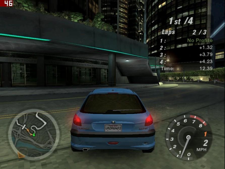 Need For Speed Underground 2 - nVidia GeForce2 Ultra 64MB DDR - Creative Annihilator2 Ultra GB0040